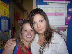Anne-Laure rencontre LN le 21 Juin 2005 Lnetmoi2005